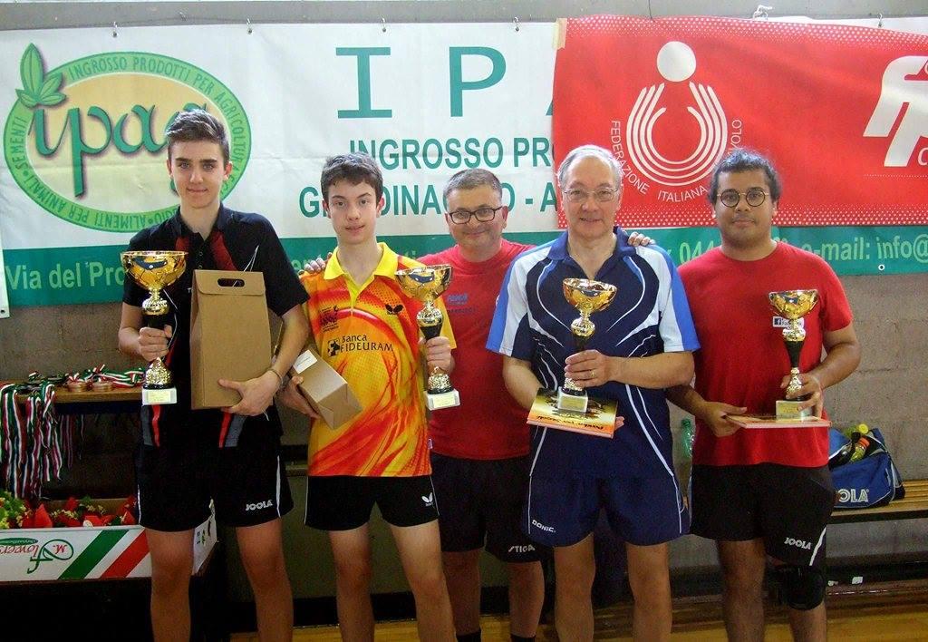 Nicolò winner a Montecchio Maggio 2016 2
